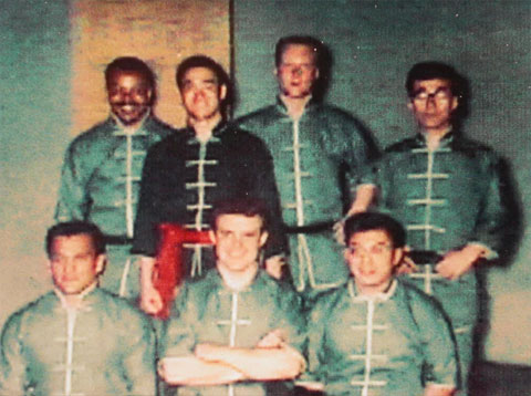 Original Student of Bruce Lee Visits Miller's Martial Arts