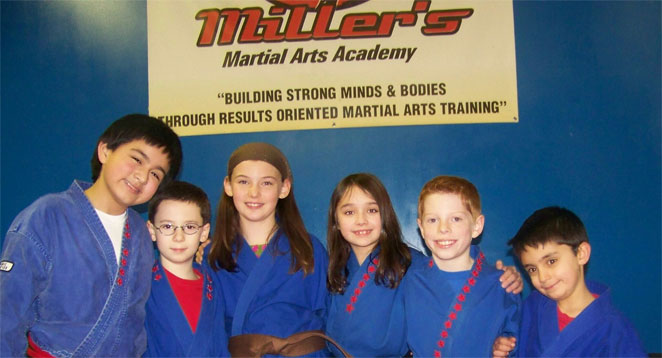 Can martial arts training help your son or daughter to be a better student in school this year?